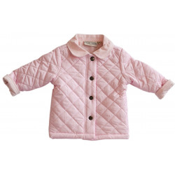 Boutique Collection Pink Quilted Jacket