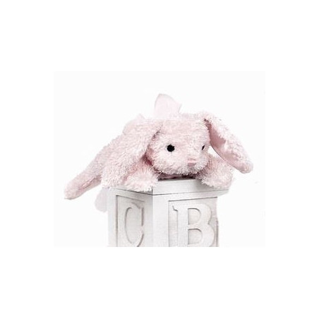 Bearington Baby Lil Cottontail Rattle