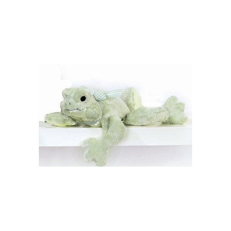 Bearington Baby Lil Froggie Rattle