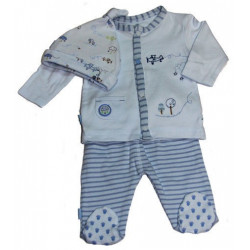 Kushies Sweet Dreams Sky flying 3 Pc. Set