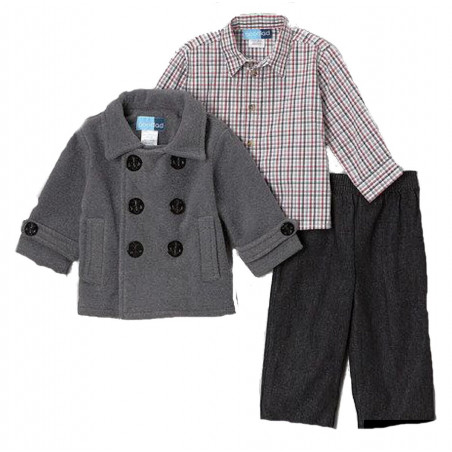 Good Lad Shirt, Pants, Coat Set