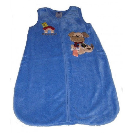 Taggies Infant Boy Velour Doggie Sleep Sack