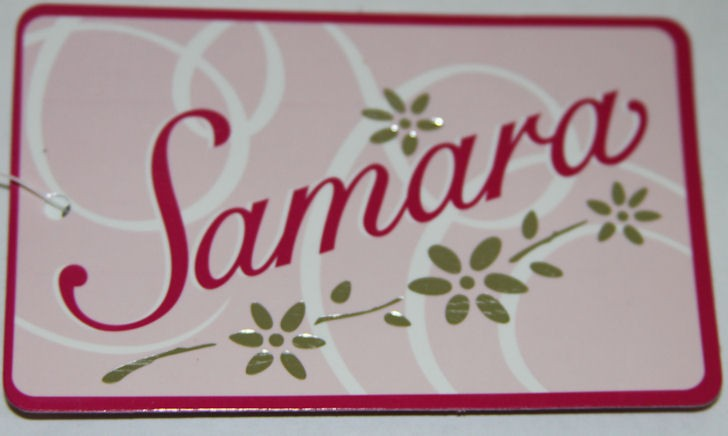 <p>When it comes to classic, sweet style for your girl, Samara is the brand to turn to. Their clothing is fashionable and yet very comfortable for baby girl to wear.  They have cute and pretty details on all of their clothing.</p>